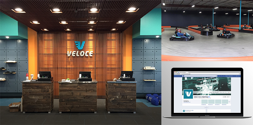 Veloce today in its Milwaukee Store